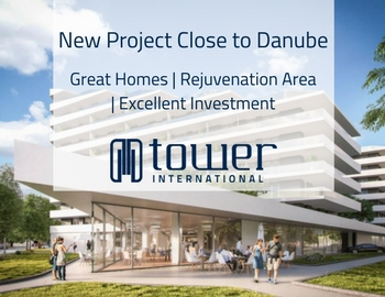 New Project Close to Danube