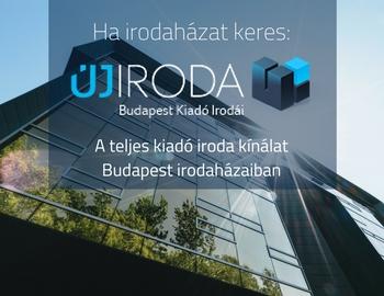 Újiroda, Budapest Kiadó Irodái