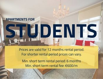 Apartments for Students