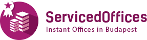 Budapest Serviced Offices logo