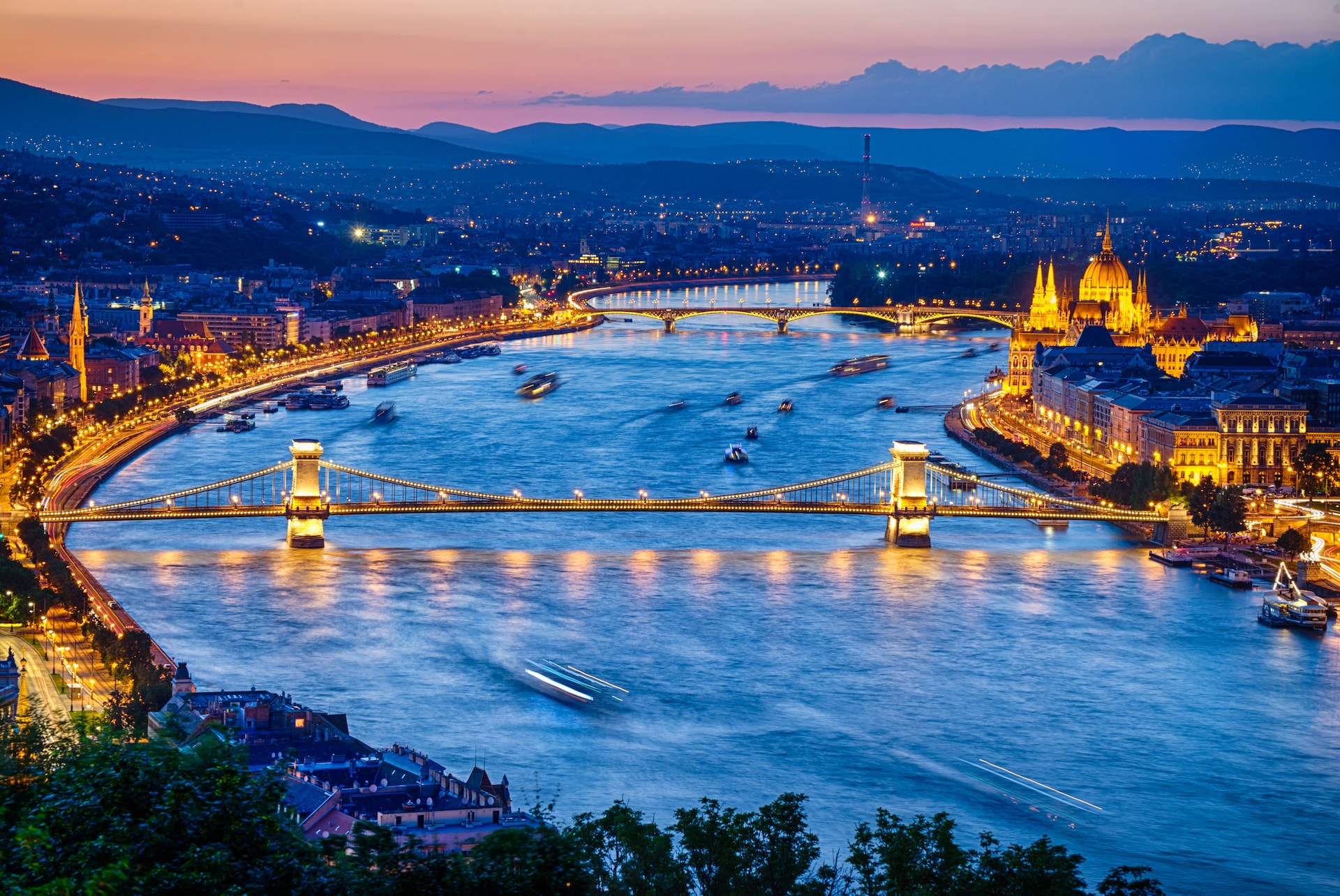 Telegraph: Budapest is in the Top 25 Places You Must See - Tower ...