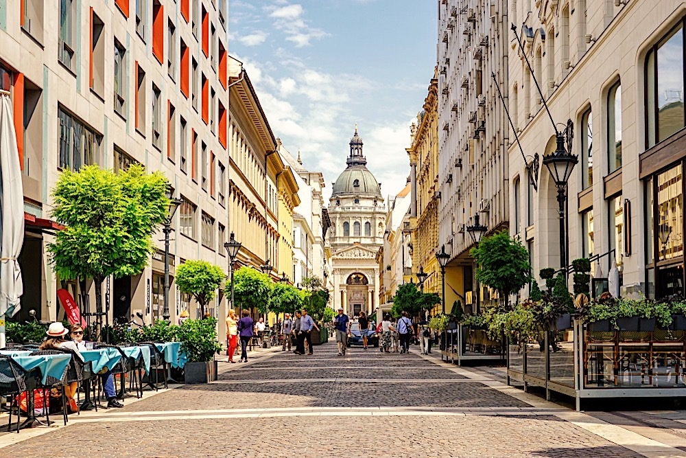 THE ECONOMIST: Budapest is the Most Livable City in Eastern-Europe