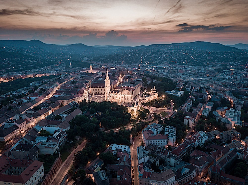 Why Budapest is the Hollywood of Europe?