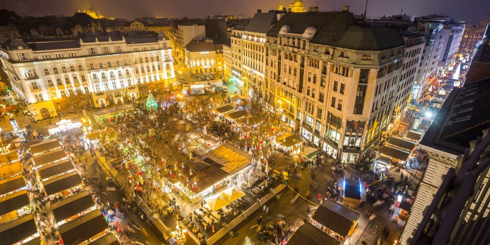 Forbes: Budapest Christmas Markets in the Top 5 in Europe