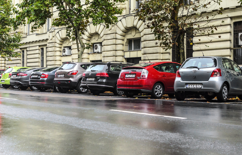 Smart Parking System is Launched in Downtown Budapest
