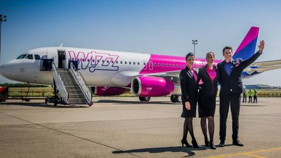 Wizz Air Creates a New Training and Education Centre in Budapest