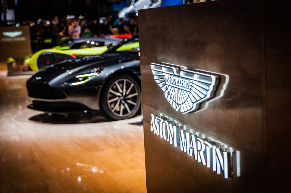 Aston Martin Store will be Opened in Budapest